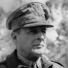 General D. MacArthur